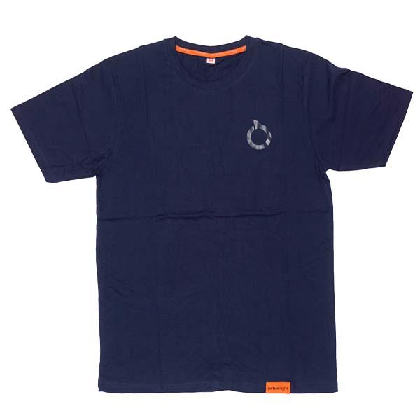 Kaos Ortuseight Basic T-Shirt - Navy