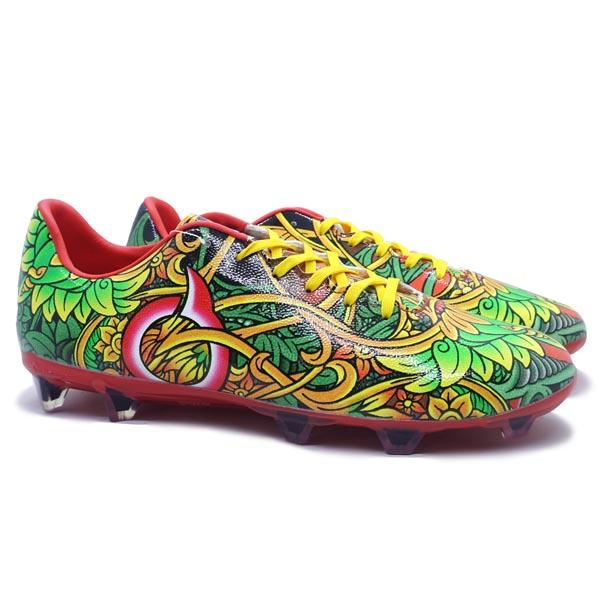 Sepatu Bola Ortuseight Catalyst Sadewa FG - Moss Green/Ortred