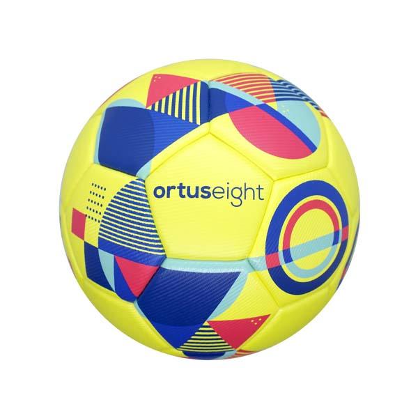 Bola Futsal Ortuseight Memphis FS Comp Ball - Yellow/Navy/Rad