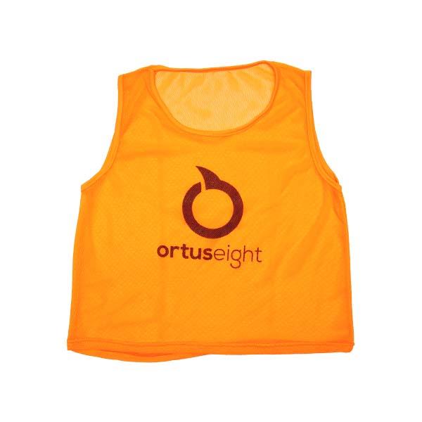 Rompi Ortuseight Training Bibs - Ortrange/Black