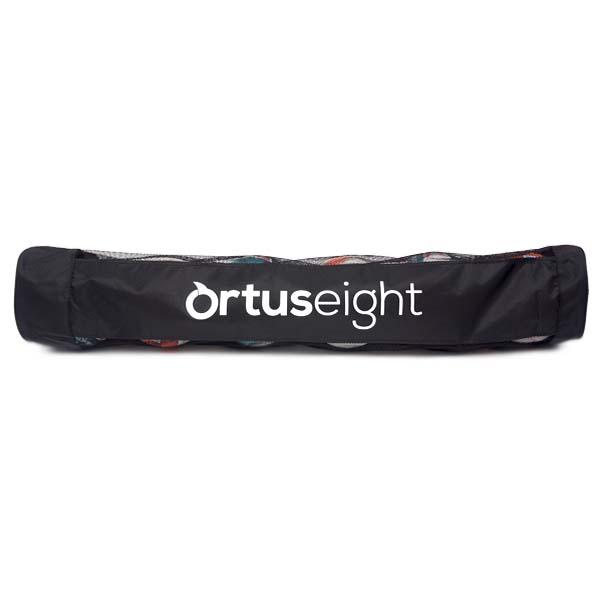 Tas Ortuseight Vulcan Ball Bag - Black/White