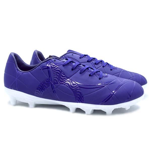 Sepatu Bola Ortuseight Zenith FG - Vortex Blue/Navy/White