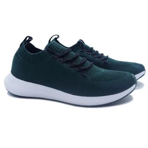 Sepatu Casual Piero Terrasocks Evo - Green/Black/White