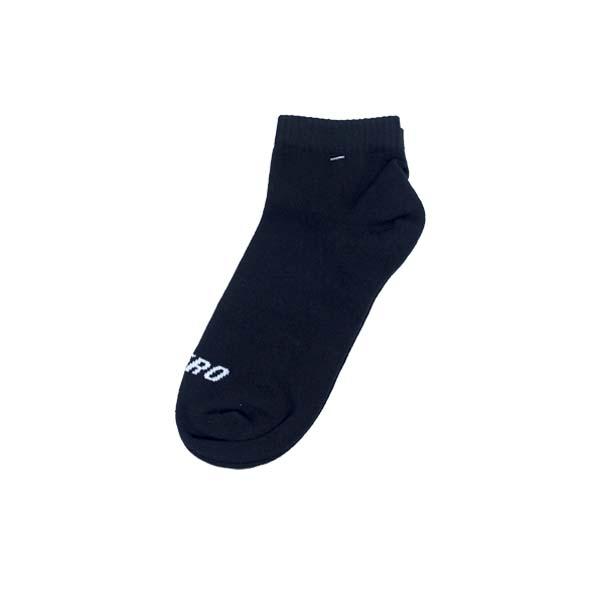 Kaos Kaki Piero Gnr Ankle Sock - Black