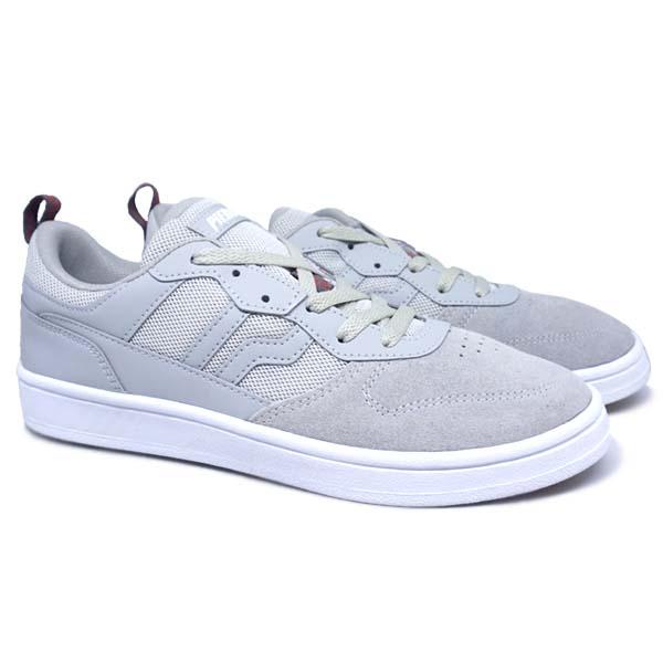 Sepatu Casual Piero Jorge - Grey/White
