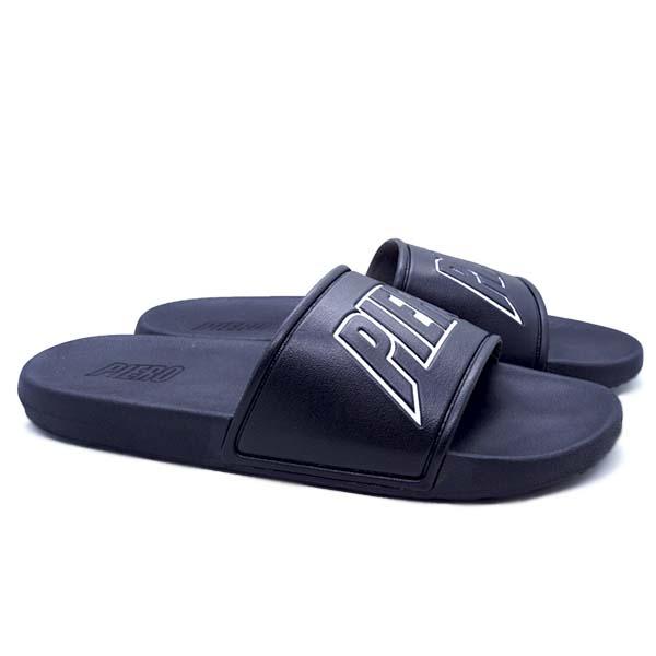 Sandal Piero Puna Rs - Black/White