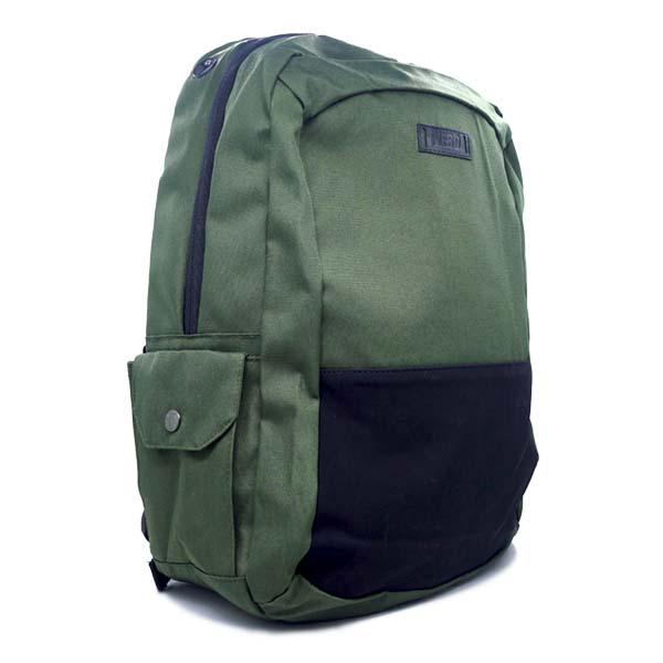 Tas Piero Rapid Backpack - Dk Grey