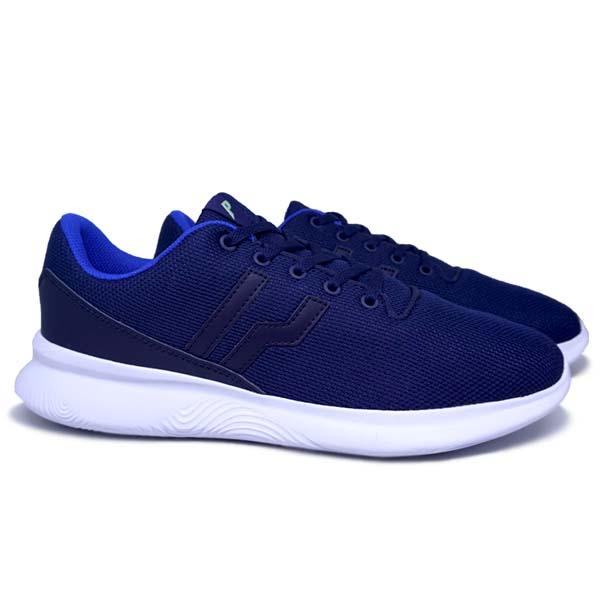 Sepatu Casual Piero VX-Wave - Dk Blue/White
