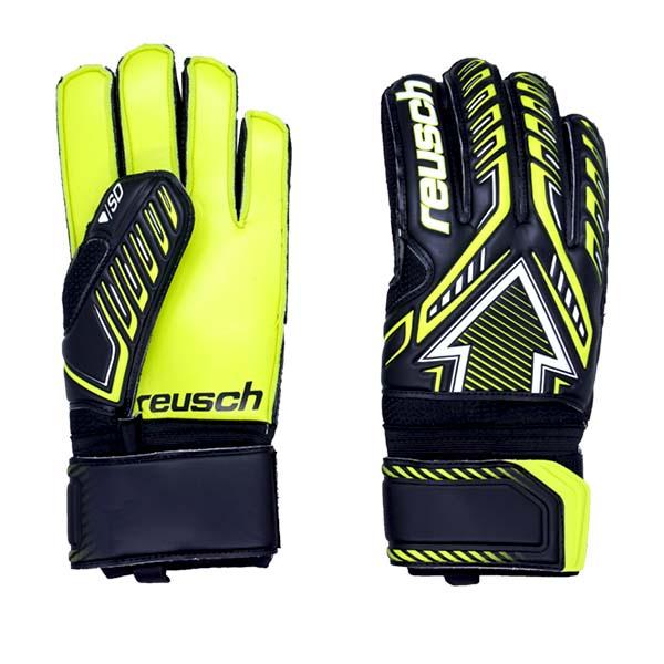 Sarung Tangan Kiper Reusch GK Gloves Arrow SD FS 5070599 7040 - Black/Lime Green