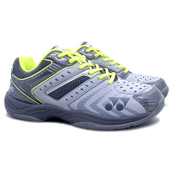 Sepatu Badminton Yonex AE 20 - Silver/Gun Metal