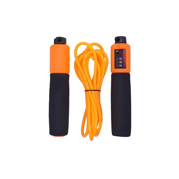 Kansen Skiping Digital - Orange/Black