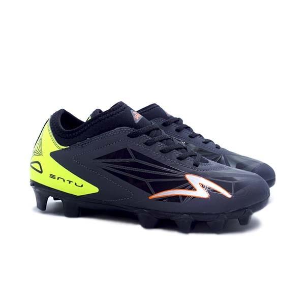 Sepatu Bola Anak Specs Accelerator Satu FG JR - Gunmetal/Safety Yellow