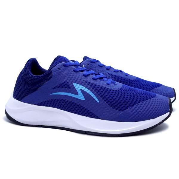 Sepatu Running Specs Dawnbreaker - Blue/Navy/Aquarius
