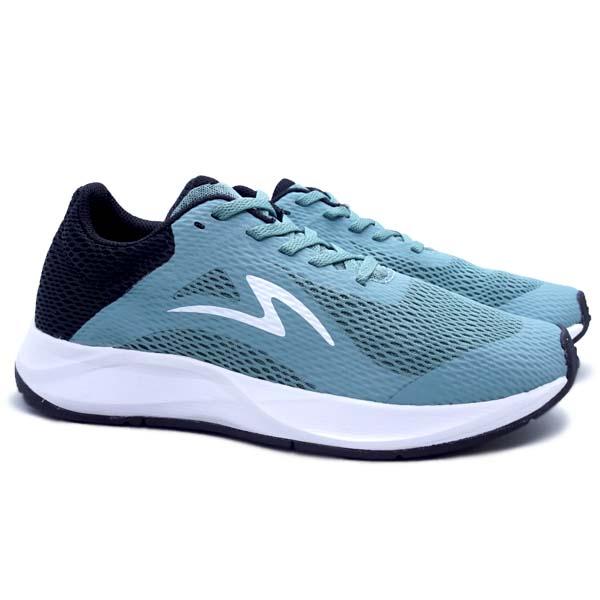 Sepatu Running Specs Dawnbreaker Wmns - Mineral Blue/Black/White