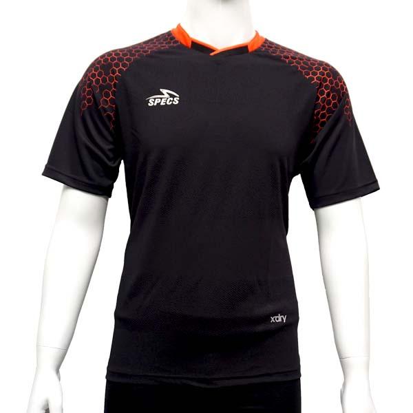 Baju Kiper Specs Exponent SS GK Jersey - Black