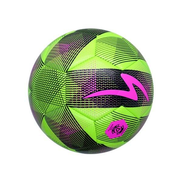 Bola Futsal Specs Grid FS Ball - Green/Black/Pink