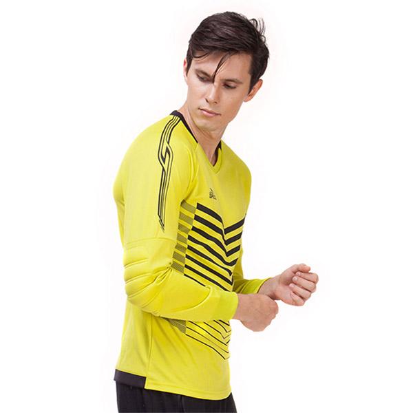 Baju Kiper Specs Guardian GK Jersey LS - Sulp Green/Black