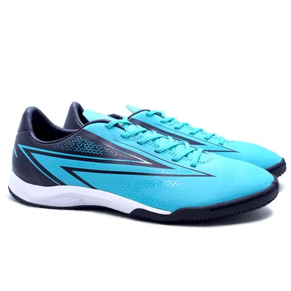 Sepatu Futsal Specs Hyperspeed IN - Aqua/Black