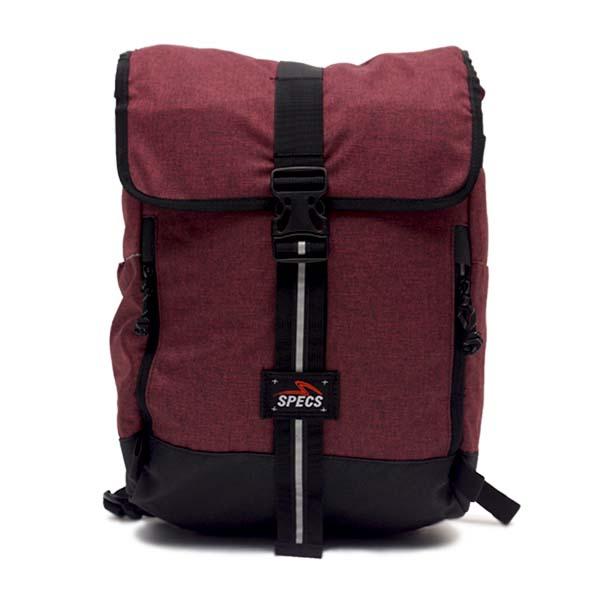 Tas Specs Legion Backpack - Heather Maroon