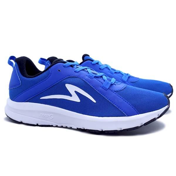 Sepatu Running Specs Lightstreak - Direct Blue/Black/White