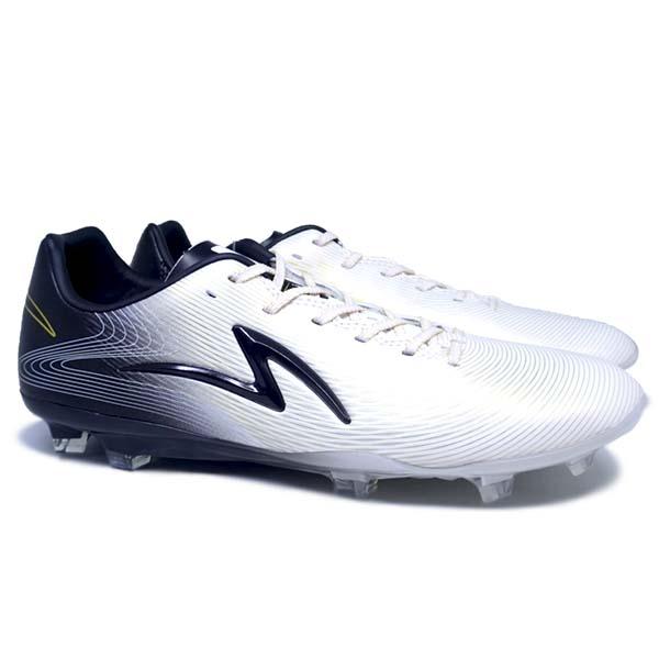 Sepatu Bola Specs Ls Ultra FG Klok - White/Black/Gold