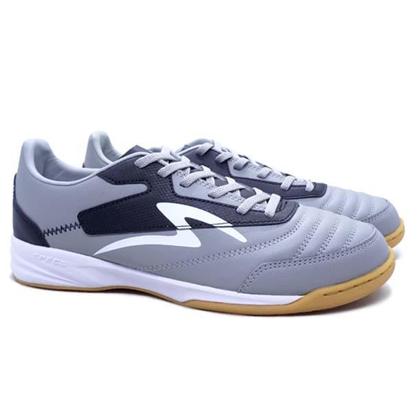Sepatu Futsal Specs Metasala Majesty - Shade Gray/Black