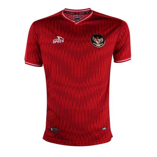 Baju Specs Nusa Match Home Jersey M - Lava Red