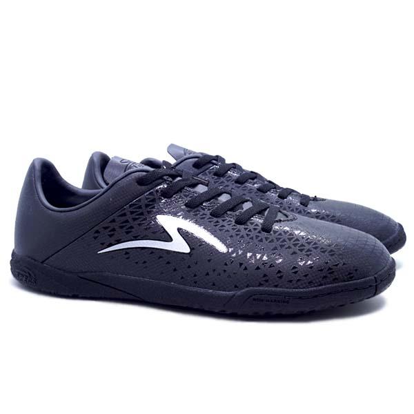Sepatu Futsal Specs Stellar IN - All Black