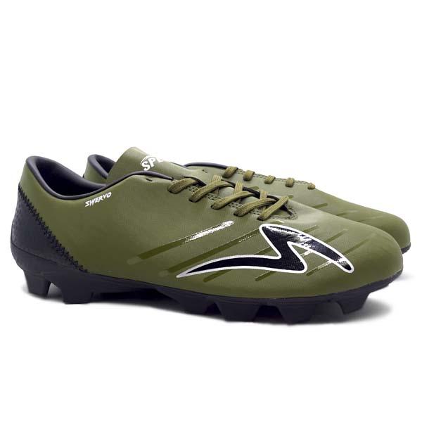 Sepatu Bola Specs Swervo Galactica Pro FG - Seargant Green
