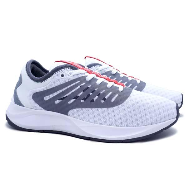 Sepatu Running Specs Ultradrive - White/Gray/Red