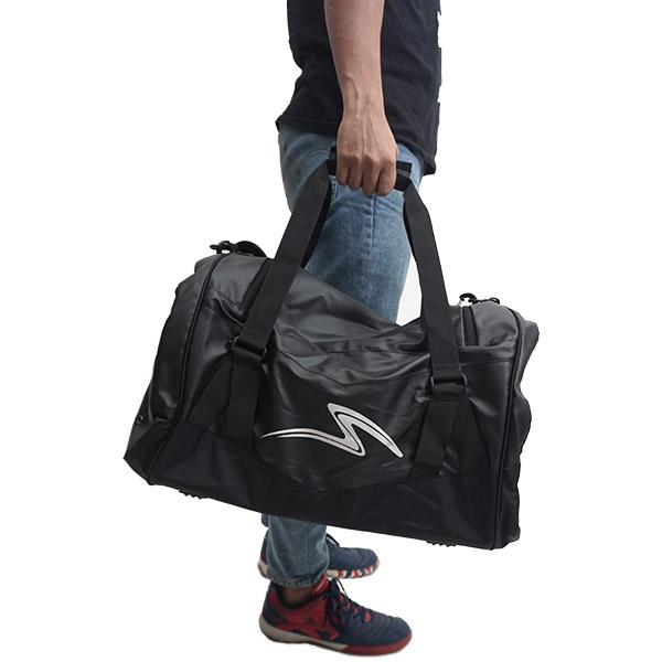 Tas Specs Zulu Teambag L - Black/Red