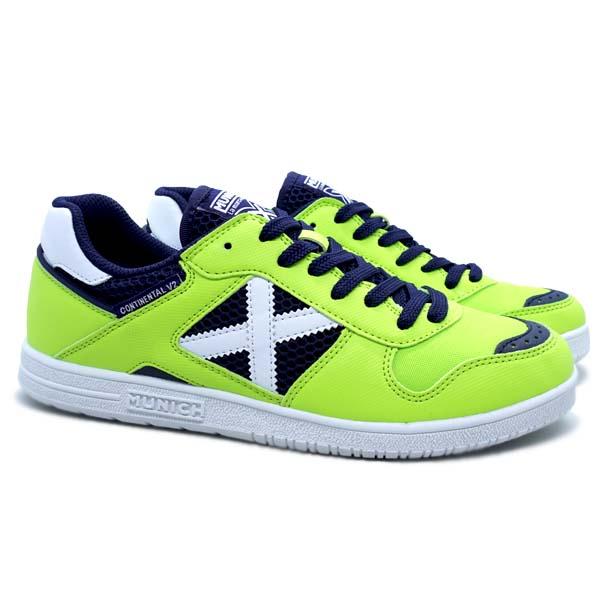 Sepatu Futsal Munich Continental V2 24 - 4104024