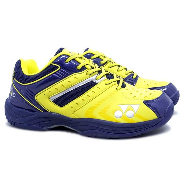 Sepatu Badminton Yonex AE 20 - Pearlized Yellow/Dark Obsidiant