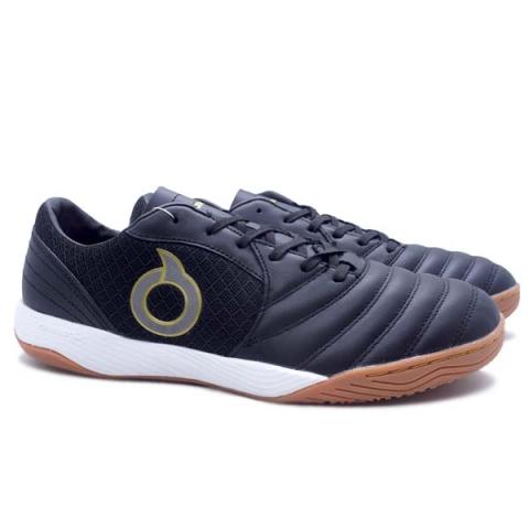 Sepatu Futsal Ortuseight Jogosala Volta - Black/White/Gum