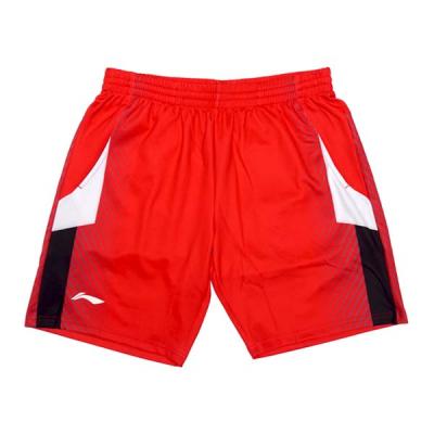 Celana Li-Ning Olympic Shorts AKSR874-2 - Red