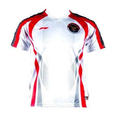 Jersey Li-Ning Olympic T-shirt ATSR580-2 - White